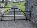 Estate Field Gate