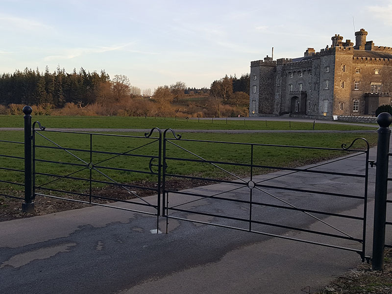 Estate Fencing & Gates Ireland