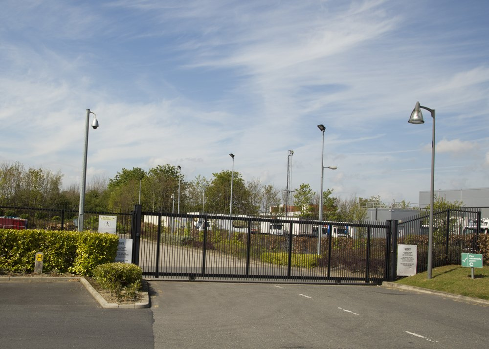 Sliding Gates Industrial and Domestic